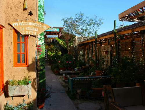 Hostal Valle Mistral en La Serena - Bichito Viajero