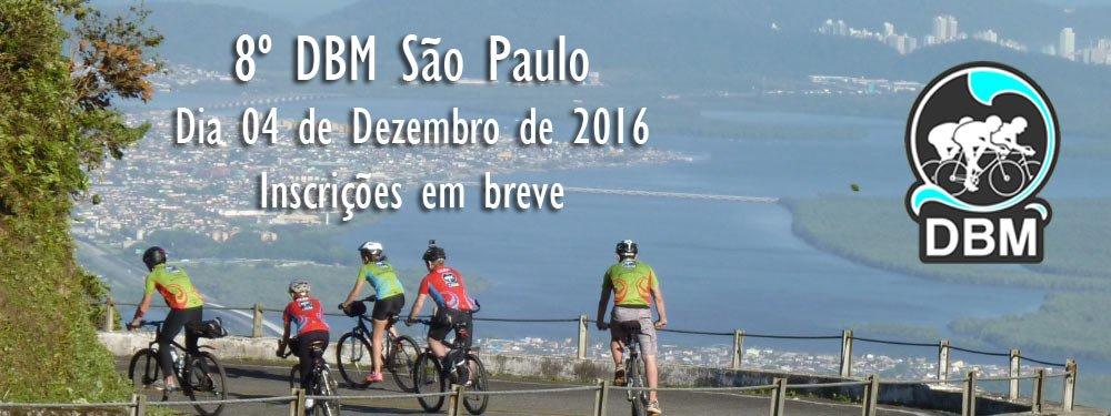 Vem aí o 8º DBM São Paulo