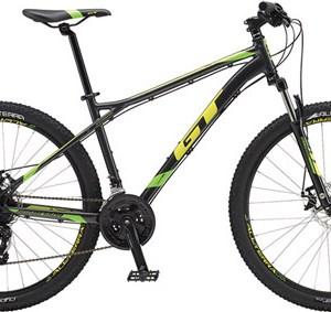 Bicicleta-GT-aggressor-negro-amarillo