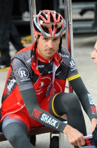 Andreas Kloden od 2010 u Lensovoj ekipi