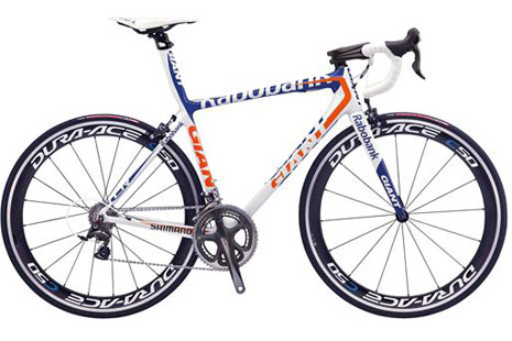 GIANT 2012 TCR ADVANCED SL
