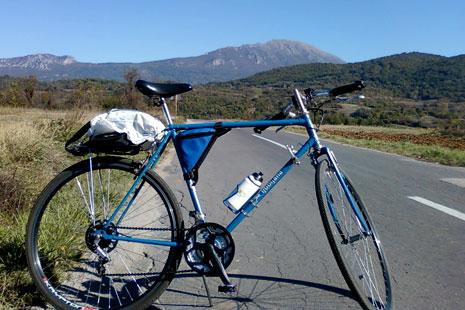 Drumski bicikl za 100 € – Od babe devojka