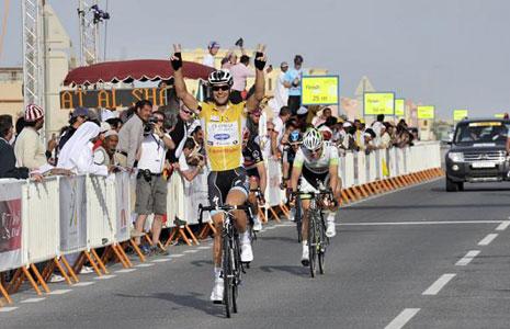 Druga pobeda Bonena u pustinji – Tour of Qatar E4