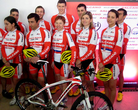 Troje Srba u turskom timu SALCANO