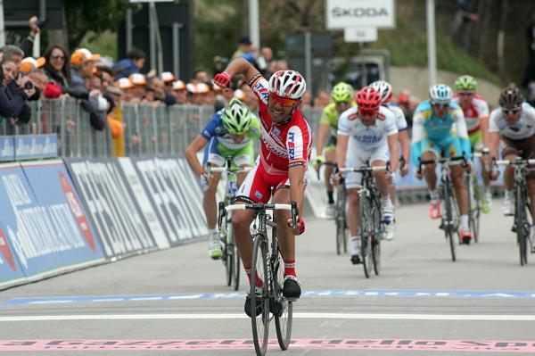 Tirreno-Adriatico 2012 E6 Offida 181km