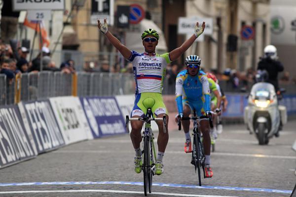 Tirreno-Adriatico 2012 E4 Chieti 252km