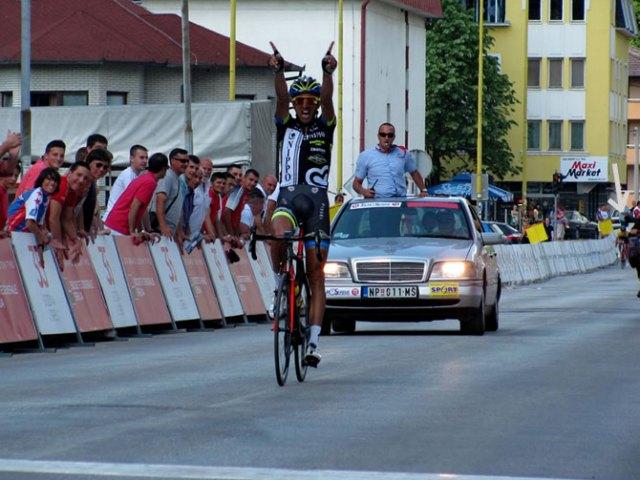 Tour de Serbie 2012 stage 4 Bajina Bašta-Pale 172km