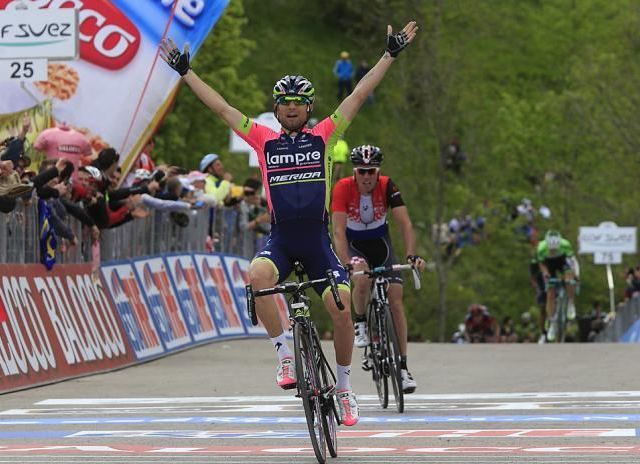 Giro'14 E8 Foligno-Montecopiolo 179km