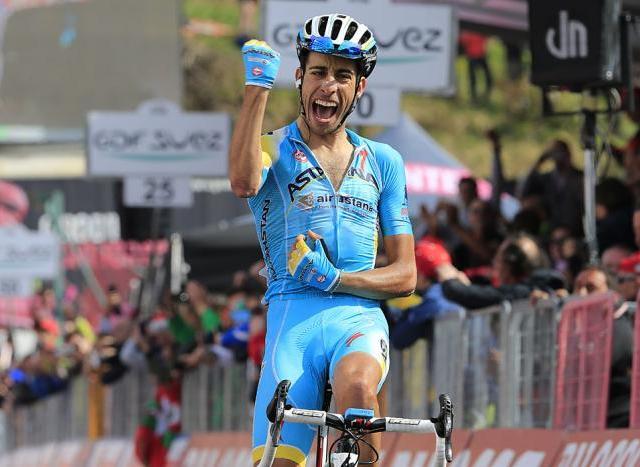 Giro'14 E15 Montecampione 217 km