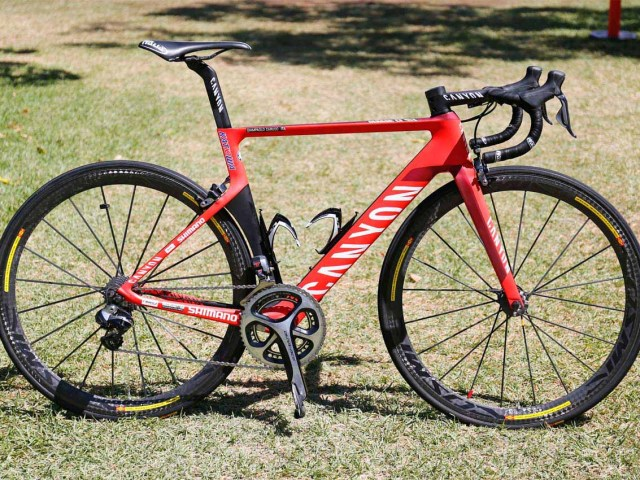 Pro Team Bikes 2015