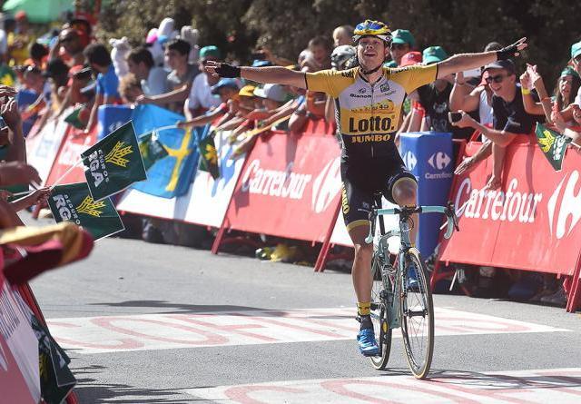 Vuelta'15 E7 Kapileira 191km
