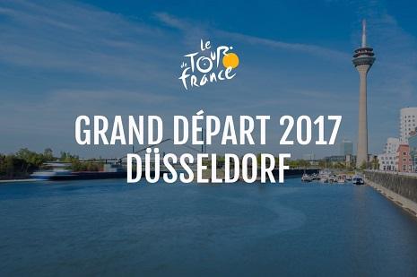 Tour de France 2017- ruta