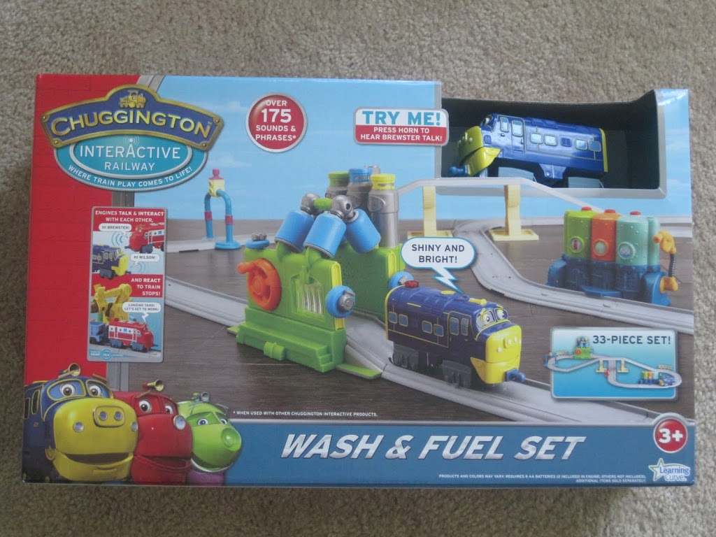 Chuggington Trains BATH MITT Washing Glove One Supplied |Chuggington Train Wash