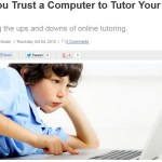 """""""Can You Trust a Computer to Tutor Your Child?"""" My Post on Care.com"""
