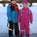 Tips to Keep Kids Warm in Cold Weather from a Norwegian Mom