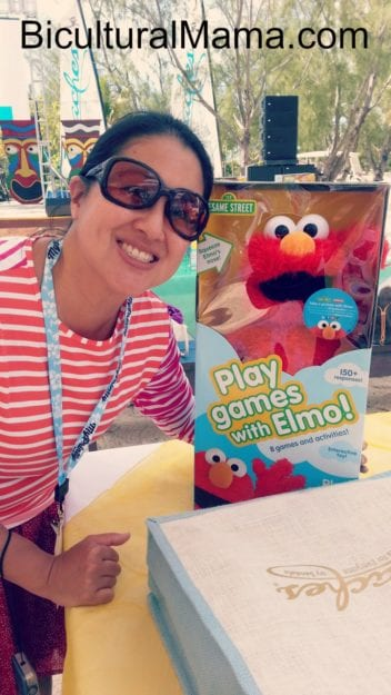 BM Play All Day Elmo