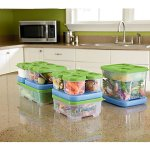Master Lunch Organization with Rubbermaid Lunchblox and Fasten+Go