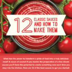 12 Classic Sauces and How to Make Them