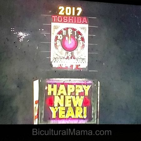 new years times-square