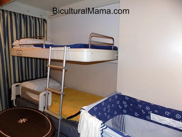 BM Disney Cruise Bunk Bed