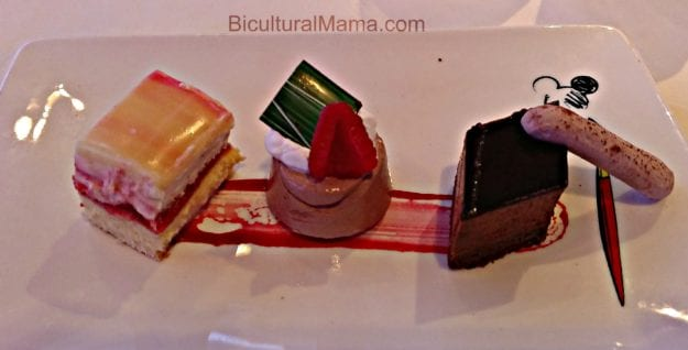 BM Disney Cruise Dessert Animators Palate