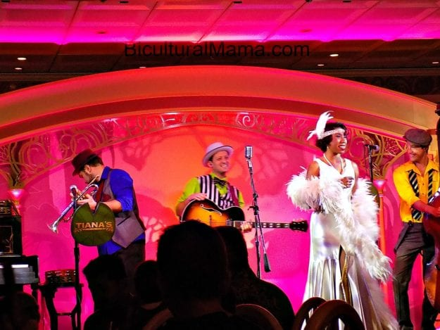 BM Disney Cruise Entertainment Tianas