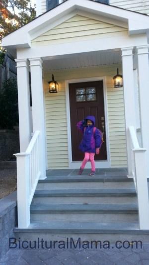 Entryway Bicultural Mama
