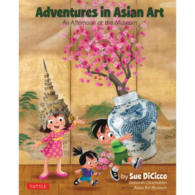 Adventures in Asian Art Cover