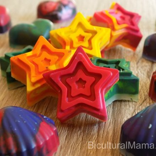 How to Reuse Old Crayons to Make New Ones in 3 Steps