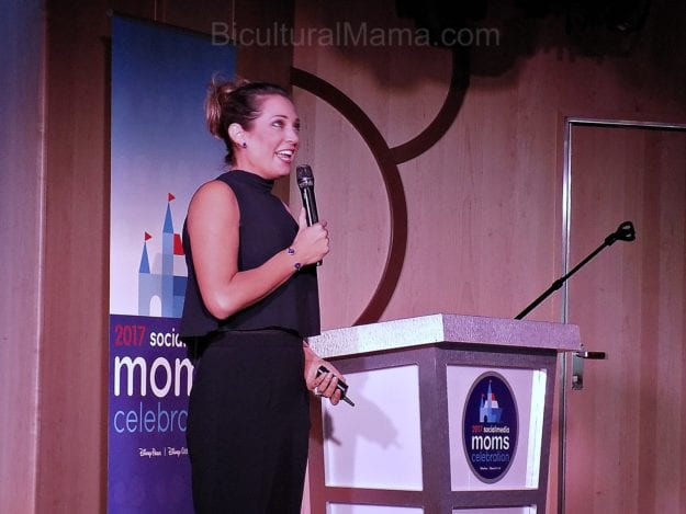 Bicultural Mama Ginger Zee