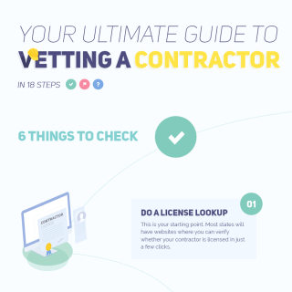 The Ultimate Guide for Vetting a Contractor