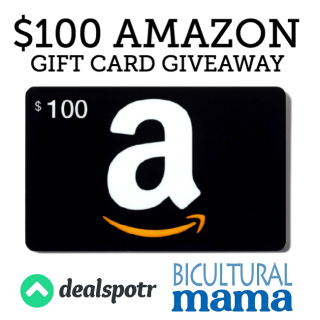 $100 Amazon Gift Card #Giveaway – Save with Dealspotr