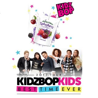 The Kidz Bop Best Time Ever Tour VIP Experience