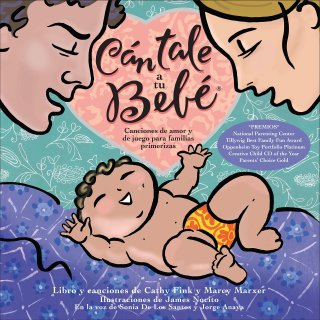 Music Book Encourages Literacy and Bonding with Baby – #CantaleaTuBebe #SingtoYourBaby