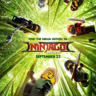 The LEGO NINJAGO Movie Thrills Fans New and Old #LEGONinjagoMovie