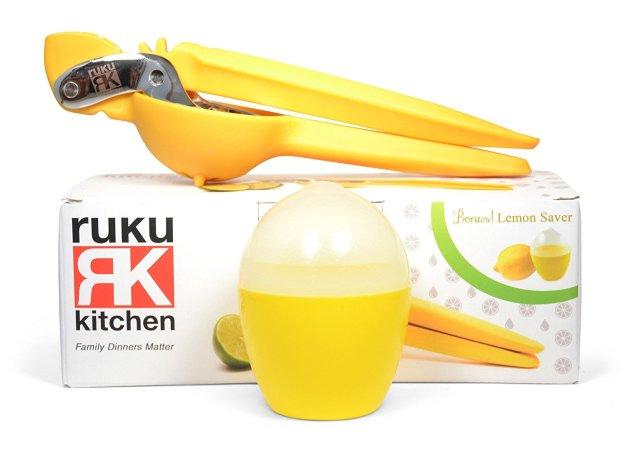 rukukitchen home kitchen lemon squeezer