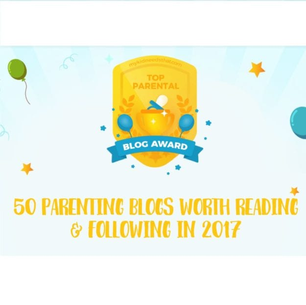 parenting blogs award