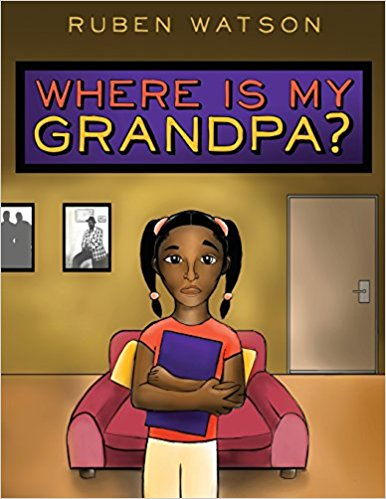 where is my grandpa picture book