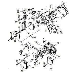 Replacement Parts  2Stroke Parts  Crank & Piston  Page