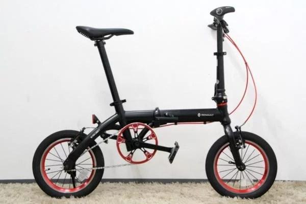 RENAULT ルノー ULTRA LIGHT 7 ウルトラライト7 折畳自転車