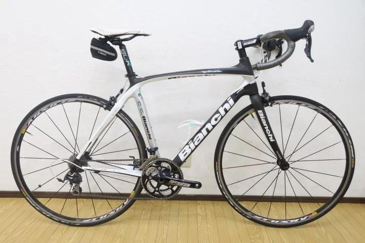 ビアンキ BIANCHI INFINITO 105 2013年モデル