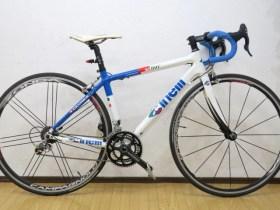 美品 Cinelli チネリ Willin ウィリン ロードバイク カンパニョーロコンポ/ホイール ZONDA G3 完成車