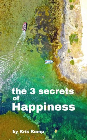 3 secrets of happiness – cover
