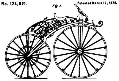 Picture Of Michaux Perreaux Steam Velocipede 1872