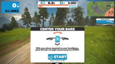 Zwift's new FutureWorks steering feature works with a mobile app — or a new smart bike.