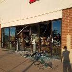 BikeSource Littleton, Colorado, location severely damaged after smash-and-grab