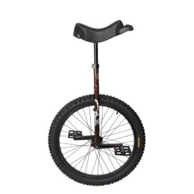 Sun Flat Top Off Road Unicycle 24″ Root Beer