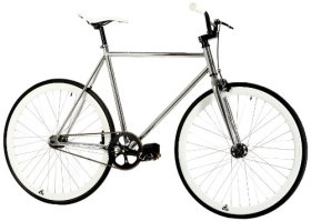 Retrospec Fixie Saint Urban Fixed Gear Single Speed Urban Road Bike