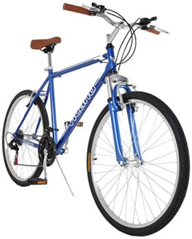 Vilano C1 Comfort Road Bike Shimano 21 Speeds 26″ Wheels, Blue