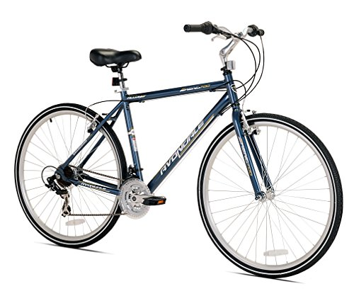 Kent Men's Avondale Hybrid Bicycle with Sure Stop Brakes